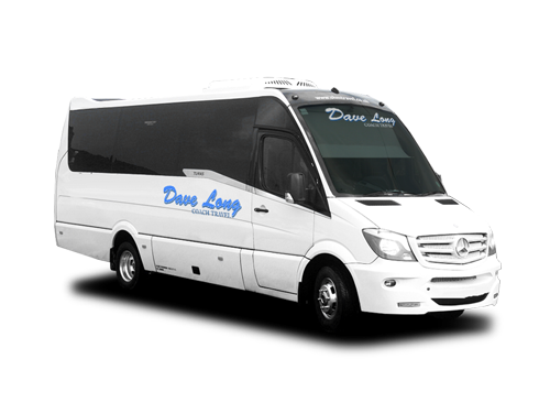Wedding Party Bus Hire West Cork